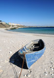 Beach Boat Royalty Free Stock Photo