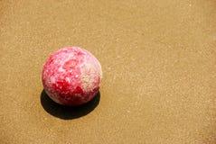 Beach Bocci Ball Royalty Free Stock Image