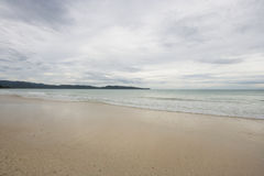 Beach in Boracay, Philippines Royalty Free Stock Image