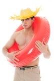Beach boy Stock Image