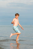 Beach boy Royalty Free Stock Images