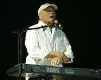 The Beach Boys Perform in Concert royalty free stock photography