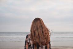 Beach breeze Stock Image