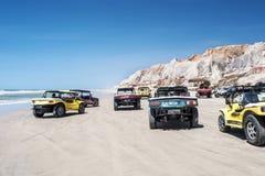 Beach buggies Stock Photos