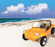 Beach Buggy Stock Photo