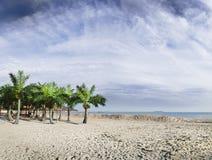 Beach in Bulgaria Stock Photo