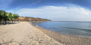 Beach in Bulgaria Stock Photos