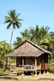 Beach Bungalow. Bungalow on Ngwe Saung Beach (Myanmar Stock Image