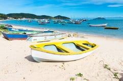 Beach in Buzios, Rio de Janeiro Royalty Free Stock Photography