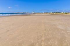 Beach in Cabo Polonio, Uruguay Royalty Free Stock Photo