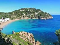 Beach Cala San Vicente Stock Photography