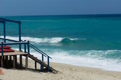 Beach of Calabria Stock Image