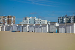Beach in calais Royalty Free Stock Photography