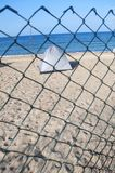 Beach Camping Royalty Free Stock Image