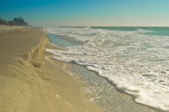 The Beach on Captiva Island, Florida Royalty Free Stock Photo