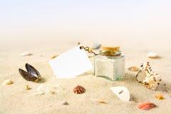 Free Beach Card Royalty Free Stock Image - 20461336
