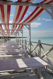 Beach in Cayo Coco, Cuba Royalty Free Stock Image