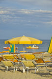 Beach in Cervia  12 Stock Images