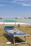 Beach chair Stock Photos