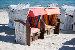 Free Beach Chair Royalty Free Stock Photos - 2316028
