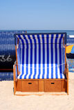 Beach chair Stock Photography