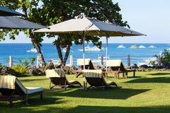 Beach Chair At Sunny Coast.