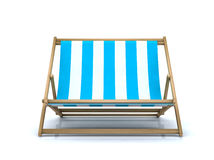 Beach chair extra large. 3d illustration vector illustration