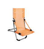 Beach chair stock photography