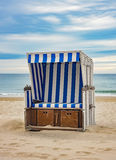 Beach chair - sylt Royalty Free Stock Photography