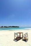 Beach chairs 5 Royalty Free Stock Photo