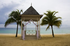 Beach chapell Royalty Free Stock Photography