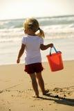 Beach child Stock Photo