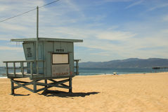 Beach Chill Session in Venice Beach. Chillaxing at the beach in Venice, California stock image