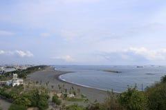 Beach of cijin island Stock Photo