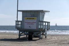 Free Beach Closed Coronavirus Stock Photography - 177770692