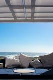 Beach club Stock Image