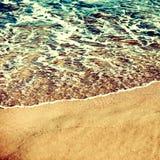 Beach coastline Stock Images