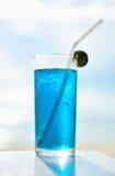 Beach cocktail Stock Image