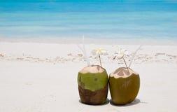 Beach Cocktails Stock Photos