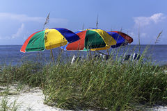 Beach Colors Royalty Free Stock Image