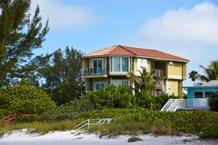 Beach Condominiums Royalty Free Stock Photo