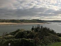 Cornwall beach royalty free stock photos