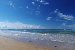 Beach of Costa de la Luz Stock Photo