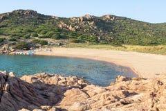 Beach in Costa Paradiso, Sardinia, Italy Stock Photos