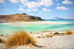 Beach on Crete Royalty Free Stock Photography