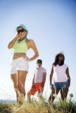 Beach culture Royalty Free Stock Photography