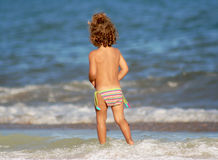 Beach day Stock Images