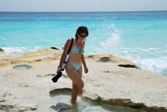 Beach Day Stock Image