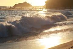 Beach Day Royalty Free Stock Photos