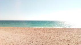 Beach. Day sun Stock Image
